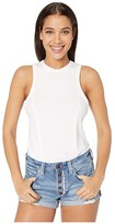 Free People Check it Out Tank Top (Brown) Women's Sleeveless