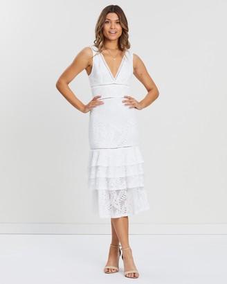 Atmos & Here Lani Lace Dress