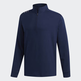 adidas 3-Stripes Core 1/4 Zip Sweatshirt