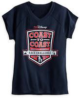Disney runDisney 2016 Coast to Coast Double Dry Tee for Women