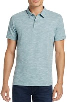 Theory Bron Ocean Slub Slim Fit Polo Shirt - 100% Bloomingdale's Exclusive