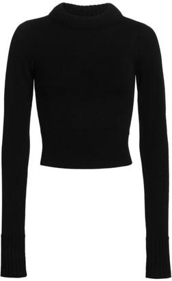 Alice + Olivia Eon Cropped Sweater