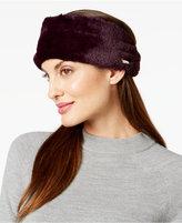Calvin Klein Faux-Fur Headband