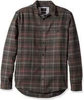 Quiksilver Men's Sunda Ray Flannel Shirt