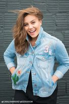 Forever 21 FOREVER 21+ Plus Size Patched Denim Jacket