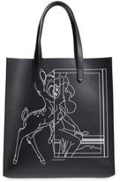 Givenchy Medium Stargate Bambi(TM) Leather Tote - Black