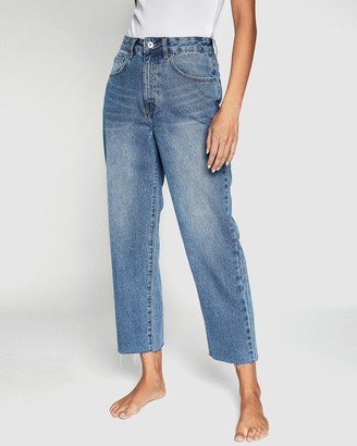 Cotton On Straight Leg Jeans
