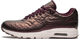 Nike Womens Air Max 1 Ultra PRM JCRD 'Metallic Mahogany' Shoes - Size 5.5W