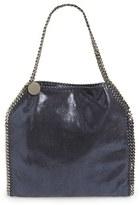 Stella McCartney 'Small Falabella' Faux Leather Tote - Blue