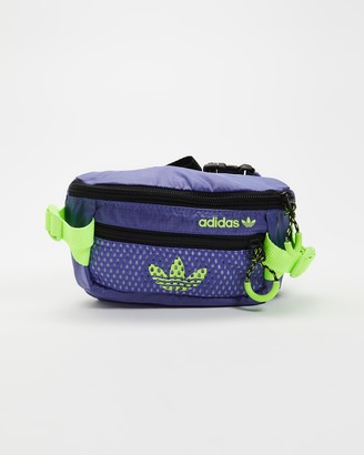 adidas Purple Bum Bags - Adventure Waistbag - Size One Size at The Iconic