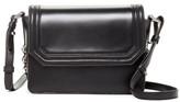 Mackage Dena Leather Box Crossbody Bag