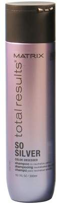 Matrix Total Results Color Obsessed So Silver Shampoo - 10.1 oz