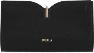 Furla Ribbon Clutch Bag