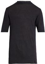 Damir Doma Kyle Fine-knit Linen T-shirt
