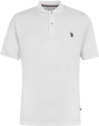U.S. Polo Assn. US Core Pique Polo Shirt