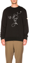 Lanvin Cedric Rivrain Printed Sweatshirt