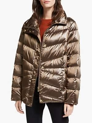 Ralph Lauren Ralph Curve Packable Quilted Jacket, Bronze