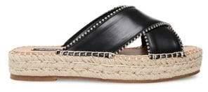 Design Lab Indie Platform Espadrille Sandals
