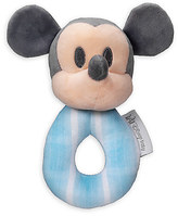 Disney Mickey Mouse Plush Rattle Ring for Baby