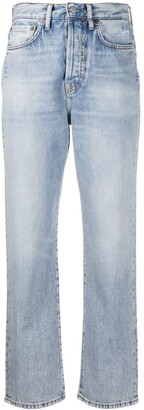 Acne Studios Mece straight-fit jeans