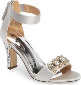 Badgley Mischka Collection Kendall Glitterati Sandal
