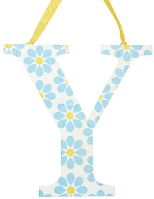 Pottery Barn Kids Printed Letter - Y