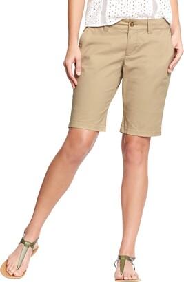 Old Navy Women's Skinny Bermudas - 10 inch inseam