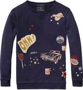 Scotch & Soda Embellished Sweater