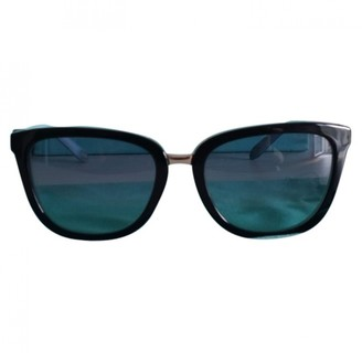 Tiffany & Co. Turquoise Plastic Sunglasses