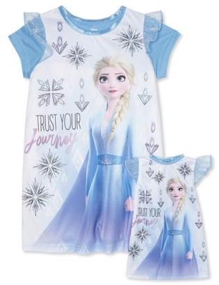 NEW BABY GAP Kids x Disney PRINCESS Short Sleeve Pajama PJ Short Set 2 2T $30