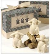 Gianna Rose Atelier - three monkey soaps by gianna rose