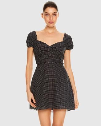 Talulah Power Play Mini Dress