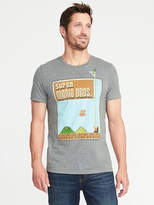 Old Navy Super Mario Graphic Tee for Men