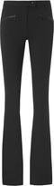 Barbara Bui Black High-Rise Flare Pants Black 36