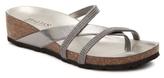 Italian Shoemakers Scoop Wedge Sandal
