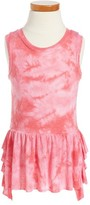 Splendid Girl's Tie Dye Tank Dress