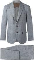 Brunello Cucinelli two piece suit - men - Linen/Flax/Cupro - 48