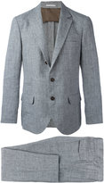 Brunello Cucinelli two piece suit - men - Linen/Flax/Cupro - 56