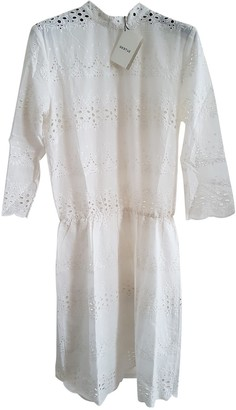 Gestuz White Cotton Dresses