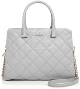 Kate Spade Emerson Place Olivera Quilted Leather Satchel