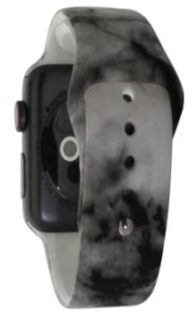 Nimitec Women's Silicone Apple Watch Strap 38mm