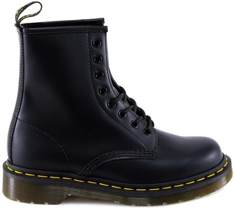 Dr. Martens 1460 Smooth Ankle Boots