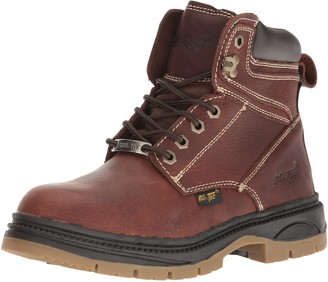 "AdTec Men's 9426 6"" Steel Toe Work Boot (Numeric_8_Point_5) Brown"