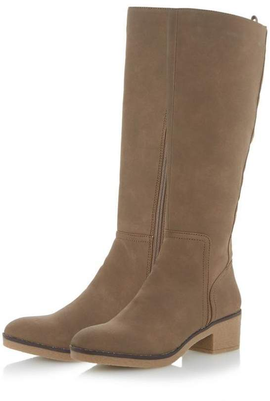 Roberto Vianni TENANT - Crepe Sole Knee High Boot
