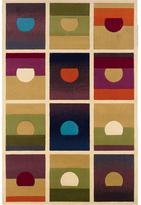 Andy Warhol Setting Suns Rug 5x8