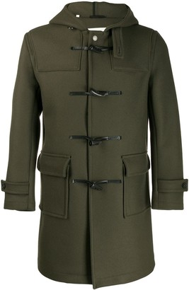 MACKINTOSH Weir wool duffle coat