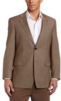 Tommy Hilfiger Men's Two-Button Trim-Fit Suit Separate Coat