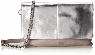 Pieces Pckarell Leather Cross Body Womens Cross-Body Bag