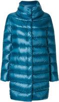 Herno zip up padded coat - women - Cotton/Polyamide/Acetate/Polyimide - 40