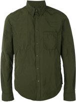Aspesi chest pockets shirt - men - Polyester/Polyamide - L